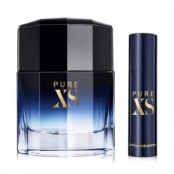 Paco Rabanne Pure XS 100ml Edt + Mini 10ml Edt Geschenkset