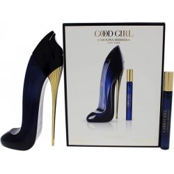 Carolina Herrera Good Girl 80ml Edp + Mini 10ml Edp Geschenkset
