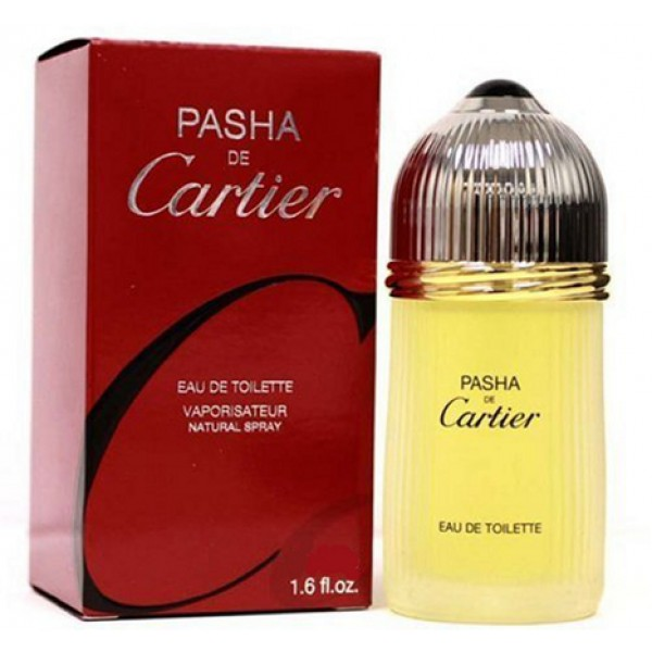 Cartier Pasha Eau de Toilette 100 ml