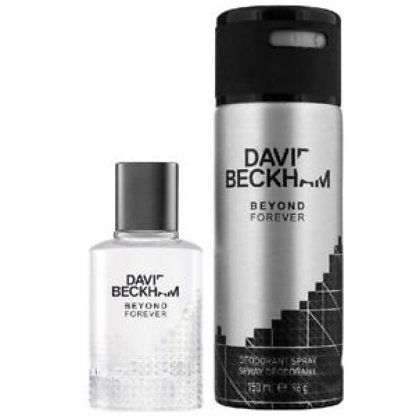 David Beckham Beyond Forever 50 ml Edt + 150 ml Deospray Geschenkset