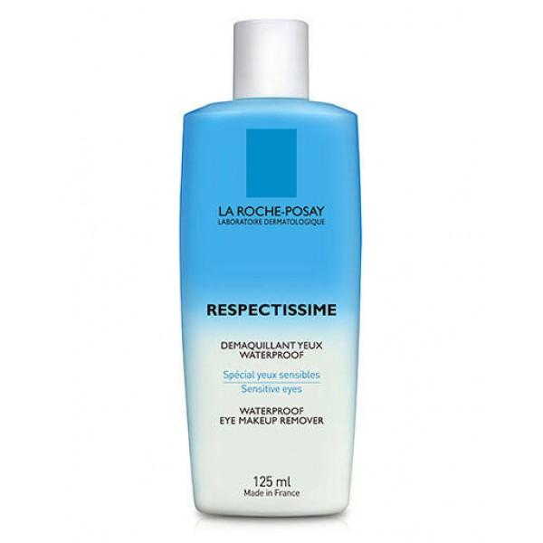 La Roche Posay RESPECTISSIME Waterproof Eye-makeup Remover  Cosmetica 125 ml