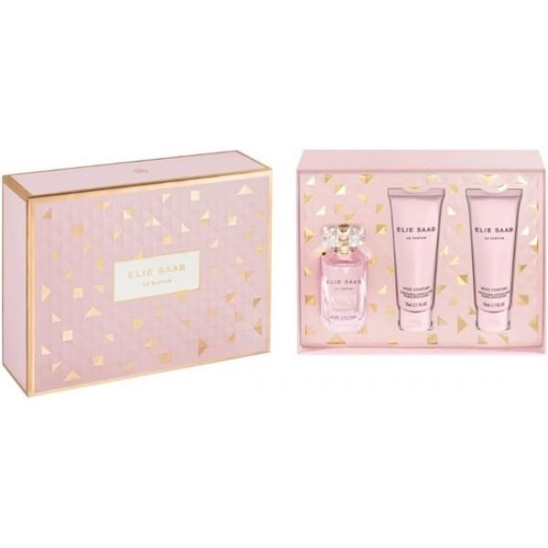 Elie Saab Le Parfum Rose Couture 50ml Edt + BL Geschenkset