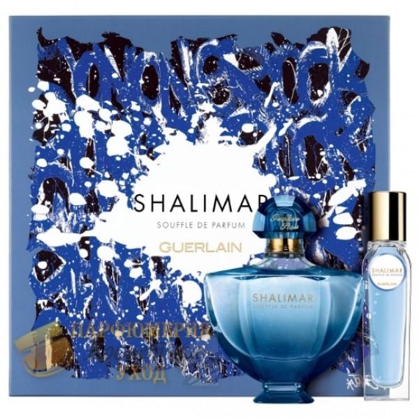 Guerlain Shalimar Souffle 50ml Edp + 15ml Edp Geschenkset