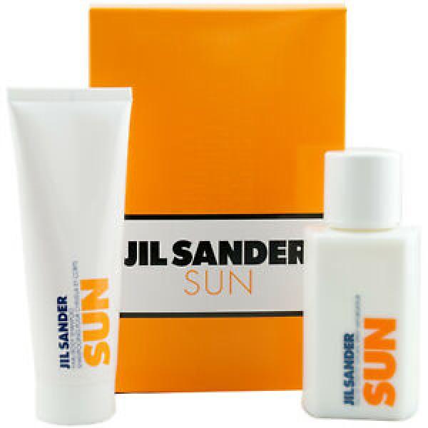 Jil Sander Sun Woman EDT 75 + SG 75 ML Geschenkset